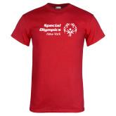 Red T Shirt-Primary Mark Horizontal