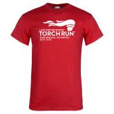 Red T Shirt-Law Enforcement Torch Run