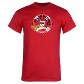 Red T Shirt-Polar Plunge