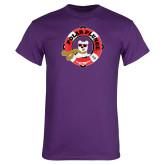 Purple T Shirt-Polar Plunge