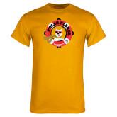 Gold T Shirt-Polar Plunge