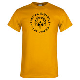 Gold T Shirt-Play Unified