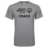 Grey T Shirt-Coach