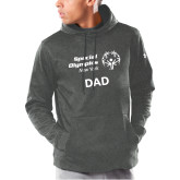 Under Armour Carbon Armour Fleece Hoodie-Dad