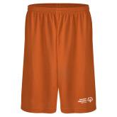 Performance Classic Orange 9 Inch Short-Primary Mark Horizontal