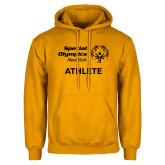 Gold Fleece Hoodie-Athlete