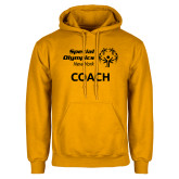 Gold Fleece Hoodie-Coach