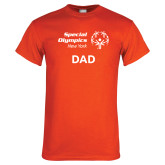 Orange T Shirt-Dad