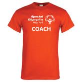 Orange T Shirt-Coach