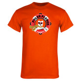 Orange T Shirt-Polar Plunge