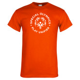 Orange T Shirt-Play Unified