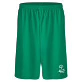Performance Classic Kelly Green 9 Inch Short-Primary Mark Vertical