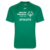 Under Armour Kelly Green Tech Tee-Athlete