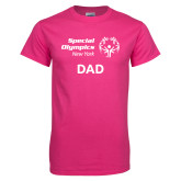 Cyber Pink T Shirt-Dad