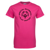 Cyber Pink T Shirt-Play Unified