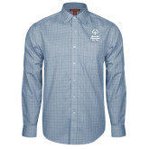 Red House Light Blue Plaid Long Sleeve Shirt-Primary Mark Vertical