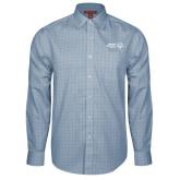 Red House Light Blue Plaid Long Sleeve Shirt-Primary Mark Horizontal