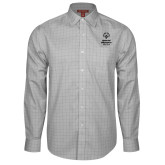 Red House Grey Plaid Long Sleeve Shirt-Primary Mark Vertical