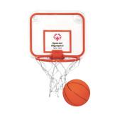Mini Basketball & Hoop Set-Primary Mark Vertical