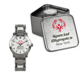 Ladies Stainless Steel Fashion Watch-Primary Mark Vertical