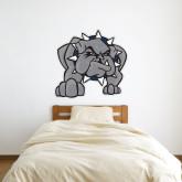 3 ft x 3 ft Fan WallSkinz-Bulldog