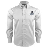 Red House White Long Sleeve Shirt-Primary Mark