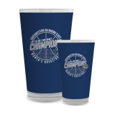 Full Color Glass 17oz-Womens Basketball GAC Conference Champions