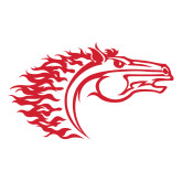 Large Decal-Horse Head, 12 in. wide