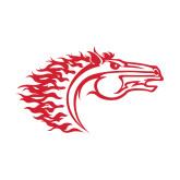 Small Decal-Horse Head, 6 in. wide