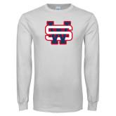 White Long Sleeve T Shirt-SW