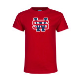 Youth Red T Shirt-SW
