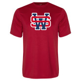 Performance Red Tee-SW