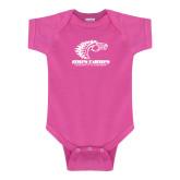Fuchsia Infant Onesie-Primary Mark
