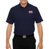 Under Armour Navy Performance Polo-SW