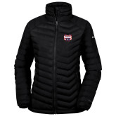 Columbia Lake 22 Ladies Black Jacket-SW