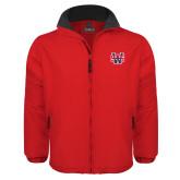 Red Survivor Jacket-SW