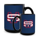 Full Color Black Mug 15oz-SW
