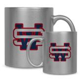 Full Color Silver Metallic Mug 11oz-SW