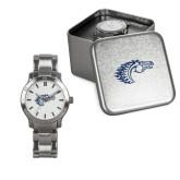 Ladies Stainless Steel Fashion Watch-Horse Head