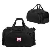 Challenger Team Black Sport Bag-SW