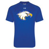 Under Armour Royal Tech Tee-Eagle Head