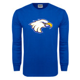 Royal Long Sleeve T Shirt-Eagle Head