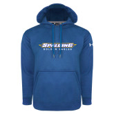 Under Armour Royal Performance Sweats Team Hoodie-Word Mark