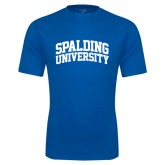 Performance Royal Tee-Spalding University Arched