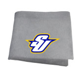 Grey Sweatshirt Blanket-Primary Mark