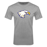 Sport Grey T Shirt-Eagle Head