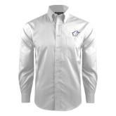Red House White Dobby Long Sleeve Shirt-Primary Mark