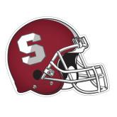 Football Helmet Magnet-Springfield Stand Alone S