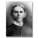 24 x 18 Poster-James Thompson Kingsbury Cadet
