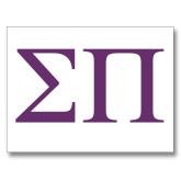24 x 18 Poster-Greek Letters